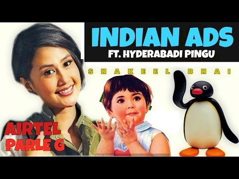 Hyderabadi Style - Indian Ads 2/4   Shakeel Bhai ft. zubair Muqeem