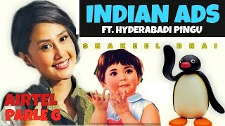 Indian Ads 2    Shakeel Bhai ft. Zubair Mukheem
