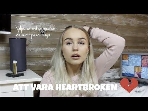 Att vara heartbroken