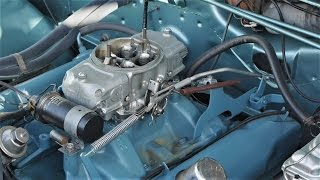 1967 Chrysler Newport Cold Start - Mopar 383 - Hughes Whiplash Cam