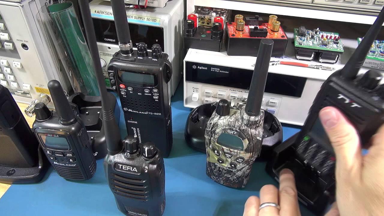 Two Way Radio Review / Range Tests - Part 2
