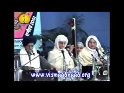 AGSS 2001 - Raag Gauri :  Bhi Bibi Jaswinder Kaur Ji delhi