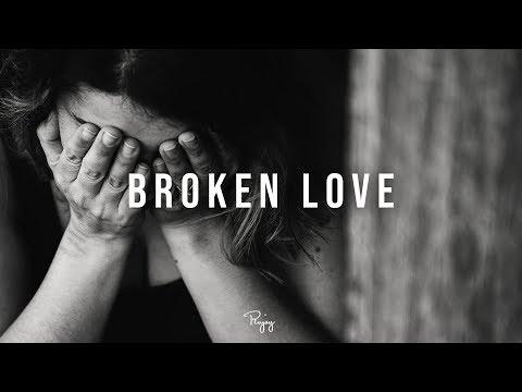 Broken Love - Sad Rap Beat  Free Trap Hip Hop Instrumental  2018  GregorTega Instrumentals