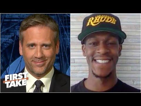 Max talks Rajon into embracing 'Playoff Rondo' moniker | First Take