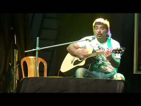 AMI URTE CHEYECHILAM(SHILAJIT)----'MOHEEN EKHON O BONDHURA' CONCERT@JADAVPUR UNIVERSITY (12/9/17)