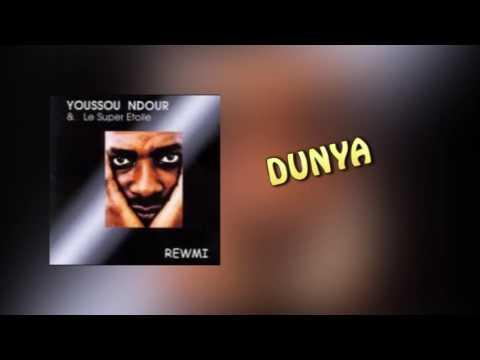 YOUSSOU NDOUR - DUNYA - ALBUM REWMI
