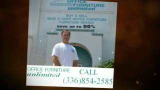Used Office Furniture Store Greensboro Nc | Call (336) 854-2585