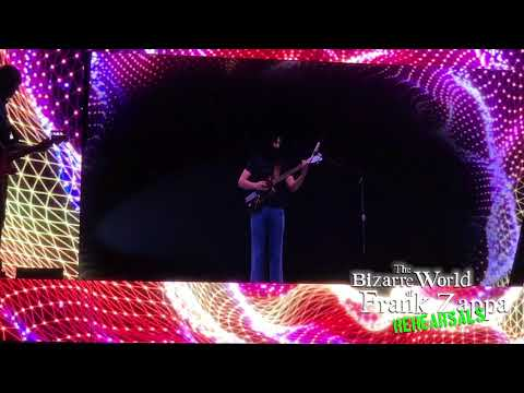 Holographic Frank Zappa Plays Guitar Solo in New Tour Promo