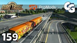 Euro Truck Simulator 2 - Ep. 159 - ProMods 2.20 & ETS2 1.28! - ETS2 ProMods 2.20 Gameplay