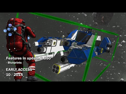 Space Engineers - Blueprints - YouTube