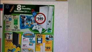 Black Friday Ads - WALMART- Skylanders Deals/Specials Glow In Dark Ser 2 Sonic Boom