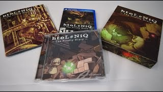 Hotaru no Nikki (htoL#NiQ) The Firefly Diary - Limited Edition English Unboxing [PSVITA]