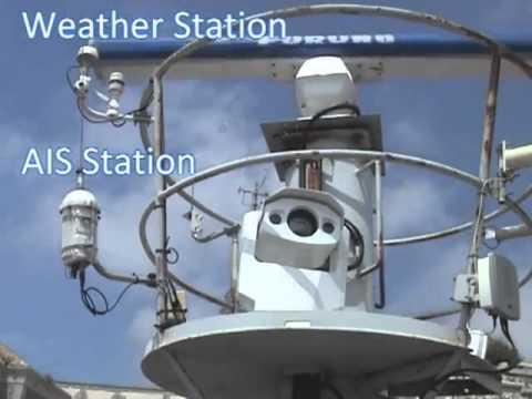NEPTUNE long range coastal surveillance x-band radar