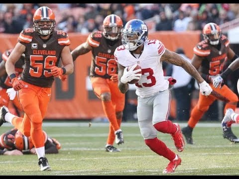 Dave Gettleman has provided two keys pieces to help the Browns on offense - MS&LL 3/15/19