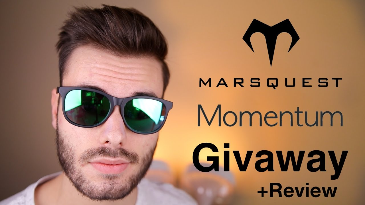 d51d0e2d94 MarsQuest Momentum Review + Giveaway - YouTube
