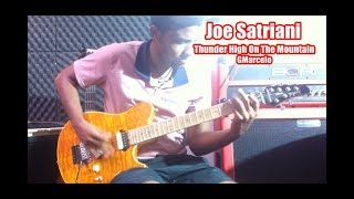 Joe Satriani Thunder High On The Mountain BACKING TRACK  NEW (Cover) GMarcelo