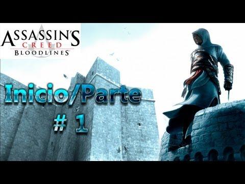 Assassin's Creed: Bloodlines - PSP - Español - Intro / Parte # 1