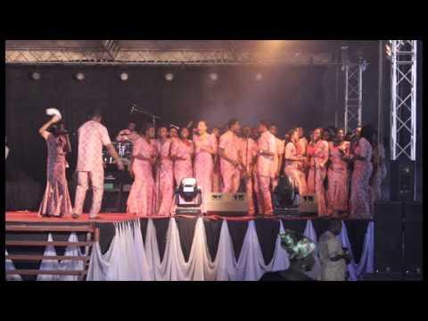 Praise Night - Enugu State Cultural & Tourism Fiesta 2014