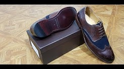 Brogue Workshop Shoe Review