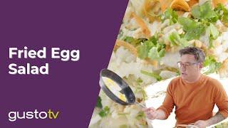 Fried Egg Salad  Spencer&#39s Big 30