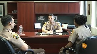 MDPD Running Man Challenge Video