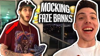 Mocking FaZe Banks...(PART 3)