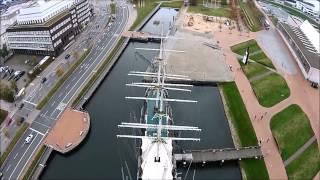 Unsere Nordseeküste - Von Bremerhaven nach Wremen TEIL 1