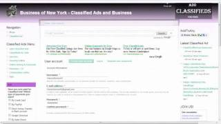 Classifieds in New York