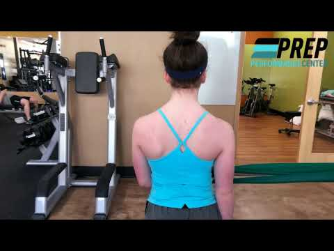 Physical Therapy Strengthening - Gymnast Tricep Strain