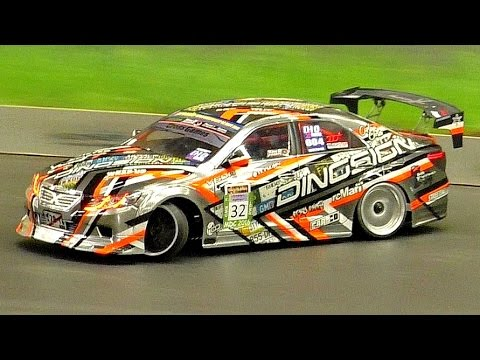 SUPER DETAILED RC DRIFT CARS IN MOTION AMAZING MODELS WITH GREAT FEATURES