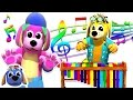 Nursery Rhymes Party Songs Part 2 | Dance Songs for Kids | Party Songs For Kids | Raggs TV