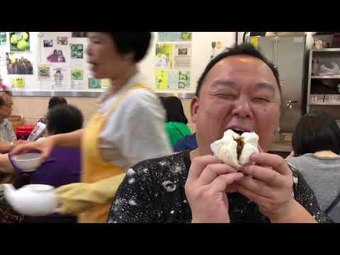 3[旅鶴]-#meetshongkong-旅番組と香港映画『29歳問題』ロケ地巡りの旅・朝はトラムと飲茶&2階建バスでタイムラプス・新興食家[20180706]