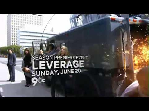 Leverage Season 3 Promo [Telestrekoza.com]