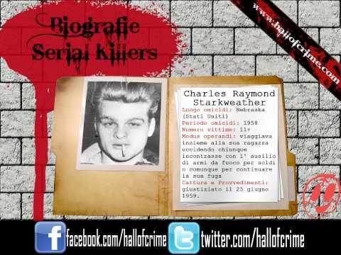 biografie serial killer - CHARLES RAYMOND STARKWEATHER ---WWW.HALLOFCRIME.COM---