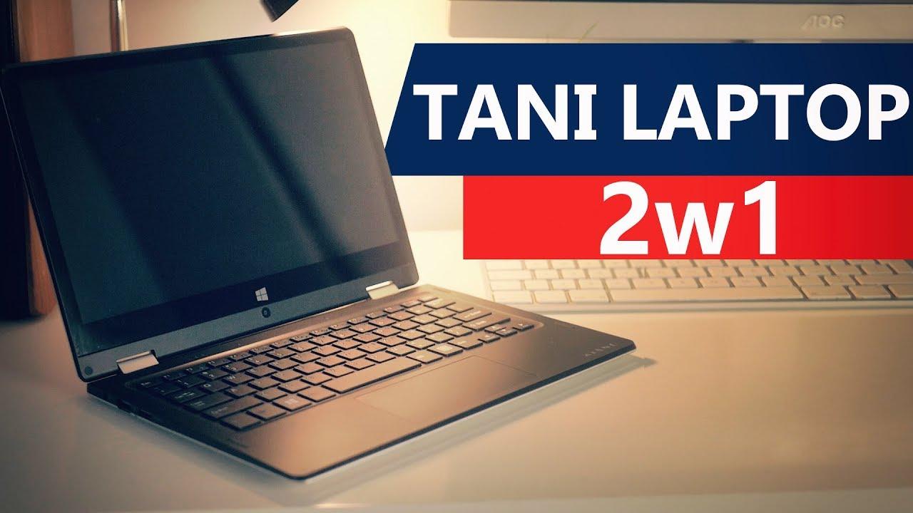 Kiano Elegance 11.6 360 – Tani Laptop 2w1
