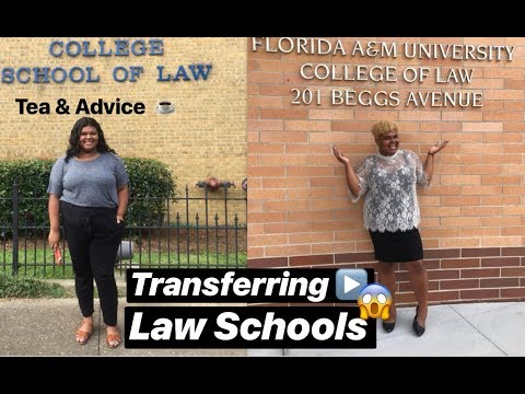 Transferring Law Schools