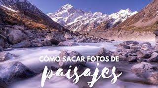 Cómo hacer fotos de paisajes - 9 trucos infalibles