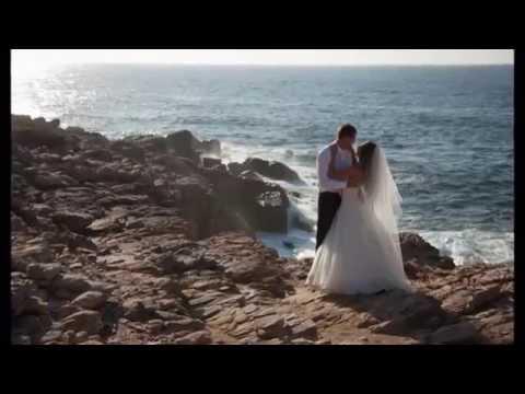 Свадебная фотосессия на море! Что может быть лучше?