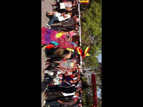 lakhe dance of khandbari by niranjan