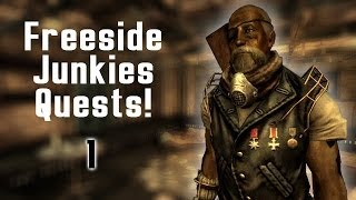 Fallout New Vegas Mods: Freeside Junkies Quests - Part 1