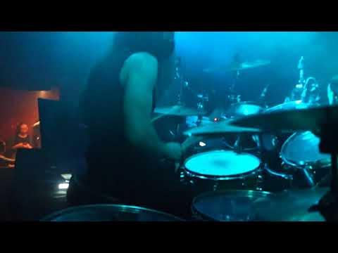 Kaosophia - March Of The Antichrist's Soldiers (DrumCam) (Live in Estonia, Tallinn)