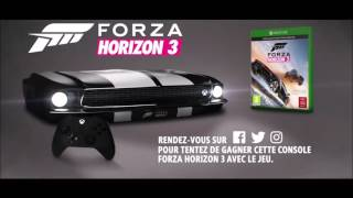 Forza Horizon 3 - Audi, Mustang & Lamboghini Xbox One S Consoles Special Editions