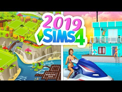 10 THINGS I'D LOVE TO SEE COME TO THE SIMS 4 IN 2019!💚 thumbnail