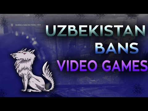 Uzbekistan bans video games