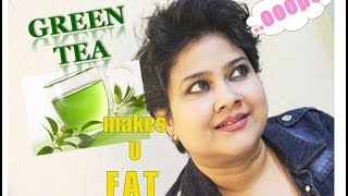 GREEN TEA | Reduce Belly Fat | Lose Weight faster | No exercise Weight loss | Burn fat