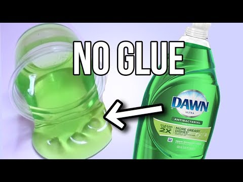soap-slime!⚡️testing-no-glue-soap-slimes!