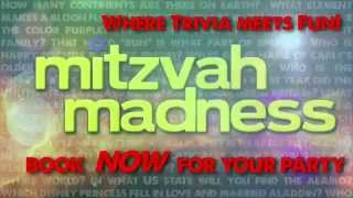 Bar/Bat Mitzvah Game Show