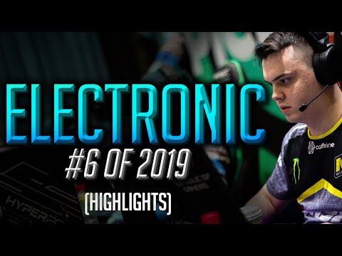 electronic - TOO OVERSHADOWED - HLTVorg&39;s 6 Of 2019 CS:GO