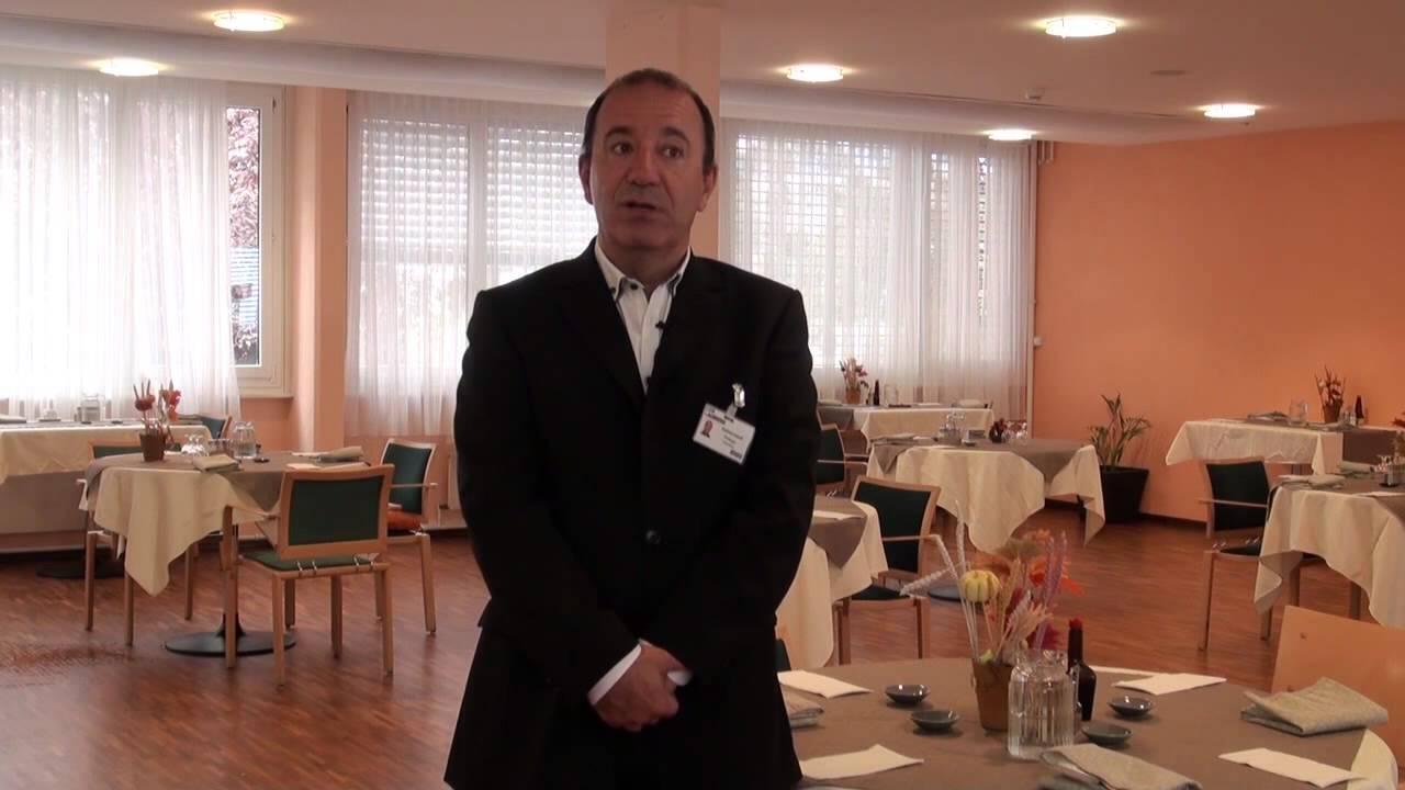 Interview de Philippe Gueninchault, directeur de l'EMS