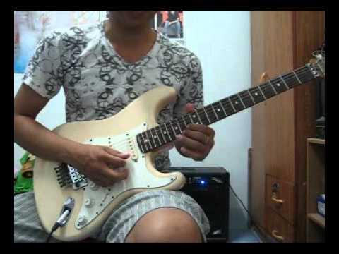 รั้วทะเล (คาราบาว) สอน solo by Tom
